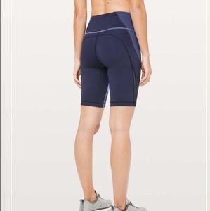 Lululemon high rise ombré biker shorts 6